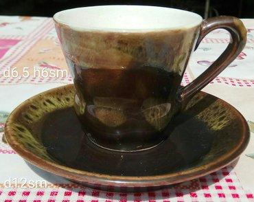 Bakı şəhərində Kofe fincan+nəlbəki sssr