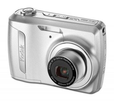 Фотоаппарат Kodak EasyShare C142 Silver в Бишкек
