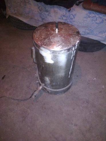 Продаю нержавеющею бочку для изготовления дистиллированной воды в Лебединовка