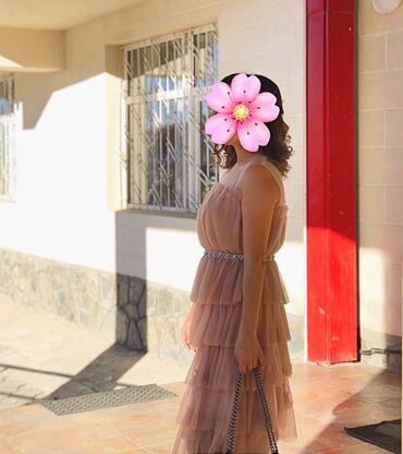 Продаю новое очень красивое платье  Размер:S  Очень красивый нежный ц