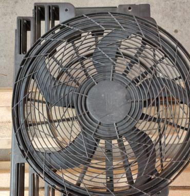 Вентилятор охлаждения на БМВ Е53