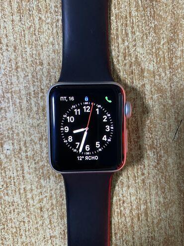 alfa romeo gtv 3 mt в Кыргызстан: Черные Унисекс Наручные часы Apple