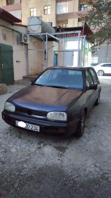 golf 3 - Azərbaycan: Volkswagen Golf 2 l. 1992 | 256346 km