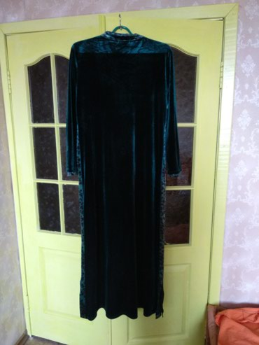 Продаю велюровые платье (ОАЭ) в Бишкек