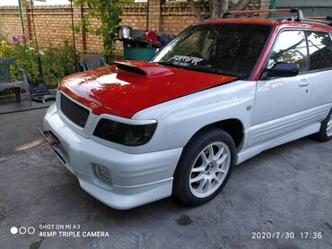 lada priora универсал в Бишкек: Subaru Forester 2 л. 2000 | 9999999 км