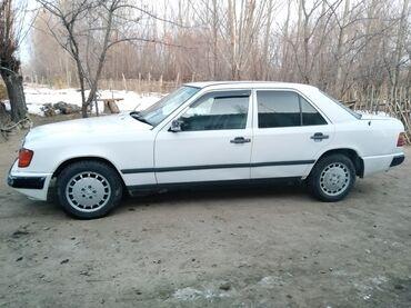 Mercedes-Benz E 230 2.3 л. 1987