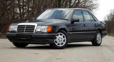Bakı şəhərində Mercedes-Benz E 220 1999