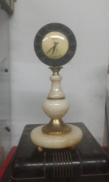 """Ещё идут стариные часы """"Молния"""", мрамор, зааодные на неделю в Бишкек"""
