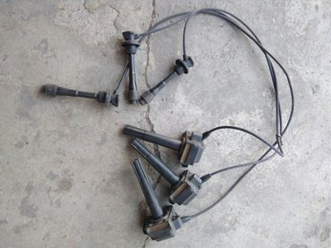 Продаю комплект, катушки зажигания с в Бишкек