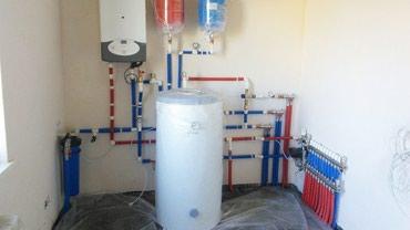 Отопление - Кыргызстан: Установка батарей, Установка котлов, Теплый пол | Гарантия, Бесплатная консультация | Больше 6 лет опыта