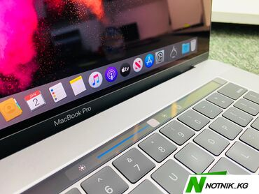 Apple - Кыргызстан: MacBook Pro(15-inch,2016  -модель-A1707  -процессор-core i7/2.60GHz  -