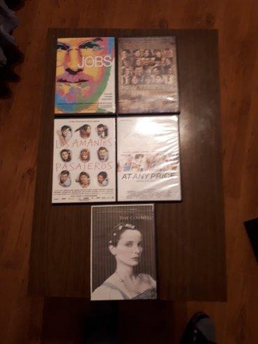 DVD filmovi odlicno ocuvani kopije, cena po komadu 70 dinara ili za sv - Beograd