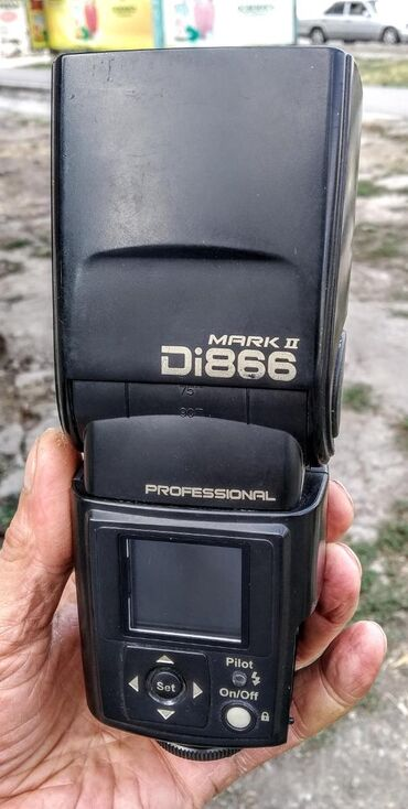 ретро фотоаппарат зенит в Кыргызстан: Фото вспышку