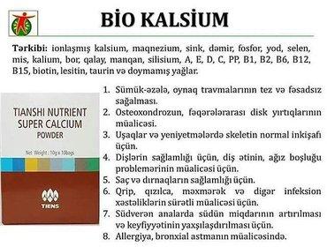 Bakı şəhərində Vitaminlər və BAƏ