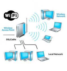 Установка,настройка,прошивка wi-fi в Бишкек