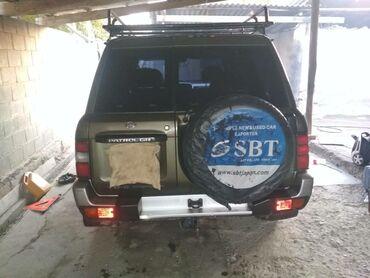 запчасти на ниссан марч к11 в Кыргызстан: Nissan Patrol 2.8 л. 1998 | 12345678 км