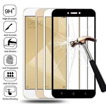 Стекла для телефонов - Кыргызстан: Зашитные стекло для телефонов iPhone. Redmi. Samsung