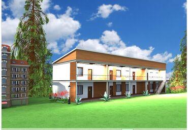 Другая коммерческая недвижимость - Кыргызстан: Продаётся объект под бизнес « 2 х этажный много квартирный жилой дом»
