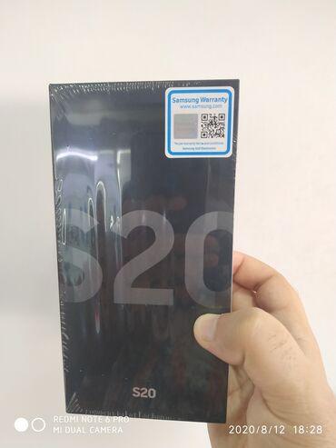 Telefonlar samsung - Azərbaycan: Samsung Galaxy S20 128 GB