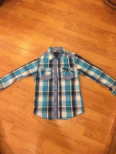 Рубашка для мальчика 8-9 лет по 300 с
