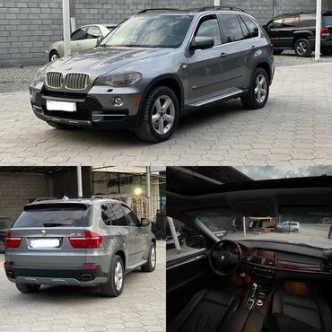 купить номер на авто бишкек в Кыргызстан: BMW X5 4.8 л. 2007   200000 км