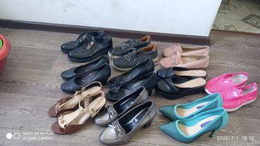 Продаю обувь размер 35-36.Все за 2000с