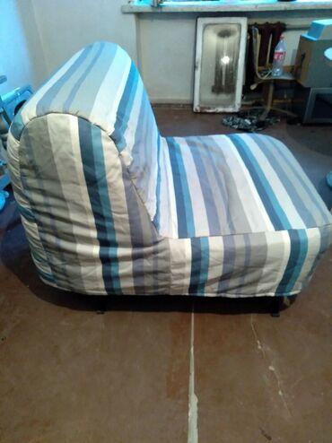 produkcii ikea в Кыргызстан: Раскладушка кровать из,iKEA привезен из России,имееется матрас и чехол