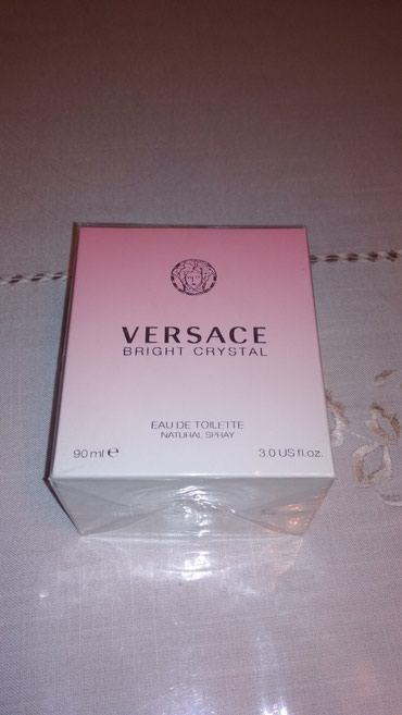 Versace Bright Crystal EDT 90ml в Бишкек