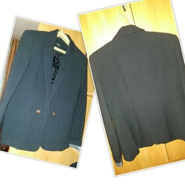 Пиджак чёрный от манго. состояние в Бишкек