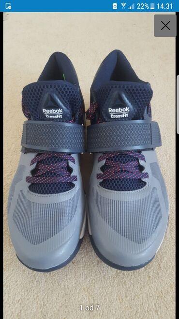 Papuce iz pariza - Srbija: Reebok crossfit original 100% extra stanje donete iz nemacke moze