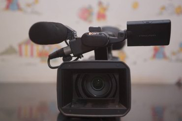 Sony HXR-NX5M Digital HD camera recorder в Ош