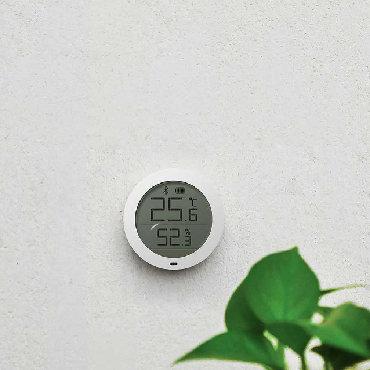 Гигрометр bluetooth Mi Humiture WhiteТемпература и влажность тесно