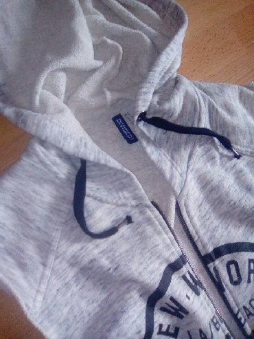 Ženska odeća | Vranje: HM prsluk da kapuljacom . potpuno Nov