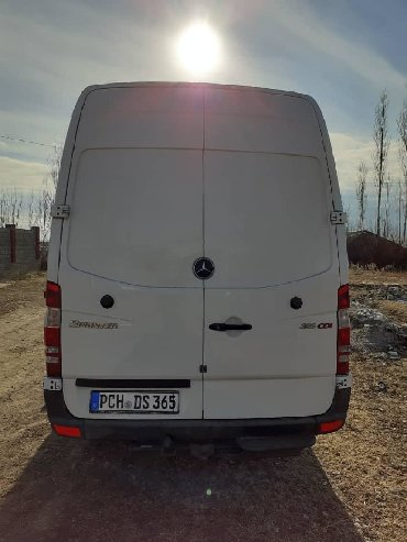 Mercedes-Benz в Кашат: Mercedes-Benz Sprinter 2.2 л. 2010 | 320000 км