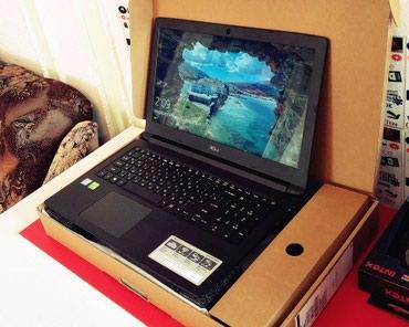 Acer i5 8ci nəsil (2018) 16 saat istifadə olunub (1600 manata в Bakı