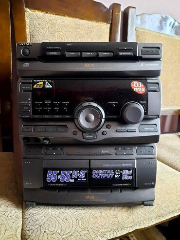 kaset - Azərbaycan: Tək Uslitel Satılır Gücünə Söz Ola Bilməz, 3000 wat gücü var, disq