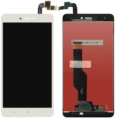 """s3-ekran - Azərbaycan: Xiaomi Redmi 4X"""" üçün LCD ekran  Xiaomi Redmi 4x modeli üçün ekran"""