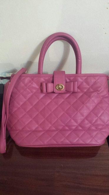 Кожаная сумка, почти новый, в отличном состоянии. Звоните! в Бишкек