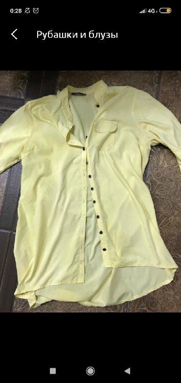 блузки-рубашки в Кыргызстан: Рубашки блузки состояние идеальное