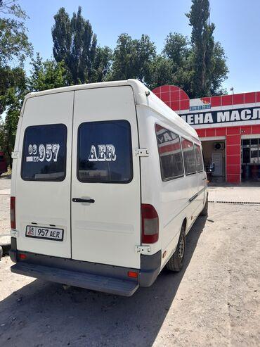 двигатель мерседес 124 2 2 бензин в Кыргызстан: Mercedes-Benz Sprinter 2.2 л. 2005