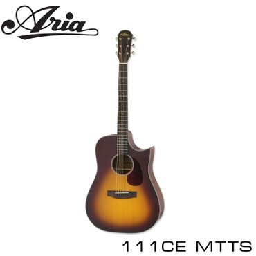 Гитара ARIA-111CE MTTSОписаниеARIA-111CE MTTS – электроакустическая