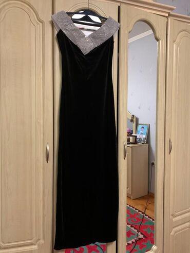 вечернее платье в горошек в Кыргызстан: Вечернее платье Индивидуальный пошив Надевали 1 раз на вечер Размер