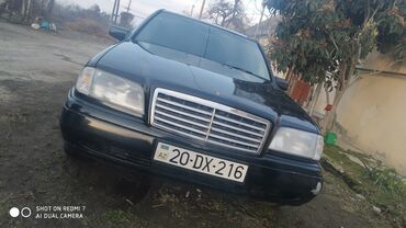 brilliance m2 1 8 at - Azərbaycan: Mercedes-Benz C 180 1.8 l. 1995 | 350000 km