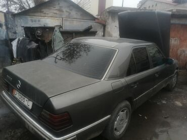 купить двигатель мерседес 124 2 5 дизель в Кыргызстан: Mercedes-Benz W124 2.3 л. 1989 | 200000 км