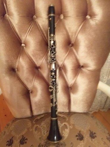 A klarnet 5 acki temiz almaniya