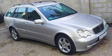 Mercedes-Benz C 200 1.8 л. 2003 | 250000 км