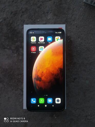 бесфосфатное средство для окон в Кыргызстан: Б/у Xiaomi Redmi Note 9S 128 ГБ Голубой