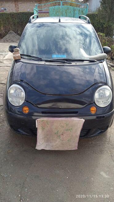 запчасти daewoo nubira в Кыргызстан: Daewoo Matiz 0.8 л. 2007 | 149000 км
