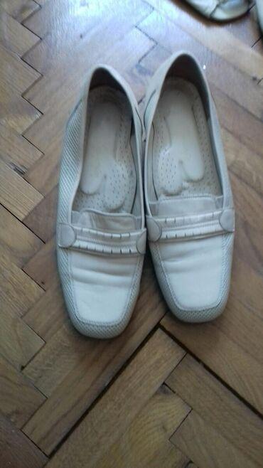 Bez kozne cipele vel 38. Malo koriscene sa uloskom koji daje udobnost