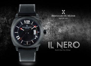 smartfon motorola moto h в Кыргызстан: Продаются Швейцарские часы:Bernhard H Mayer brings you this luxe